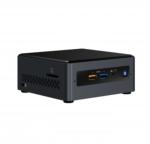 Intel BOXNUC7PJYHN Barebone System Mini PCIntel Pentium Silve J5005 CPU Intel UHD Integrated Graphics Supports 2x DDR4