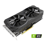 PNY GeForce RTX 3070 8GB Dual Fan Nvidia GraphicsCard 1x 12-pin 5888 CUDA Cores Max Res 7680x4320 1x HDMI 2.1 3x DisplayPort