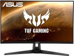 Asus VG279Q1A TUF Gaming 27in Monitor FHD 1920x1080 IPS Panel 165Hz Refresh Rate 1ms MPRT FreeSync 2x HDMI 1.4