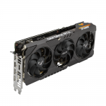 ASUS TUF-RTX3070-O8G-GAMING TUF Gaming RTX3070 Nvidia Graphics Card 8GB GDDR6 2x PCIe 8-pin 5888 CUDA Cores