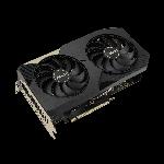 ASUS DUAL-RX6600XT-O8G Dual Radeon RX 6600 XT OC Edition Graphics Card 8GB GDDR6 PCI Express 4.0 1x HDMI 2.1 3x DisplayPort 1.4a