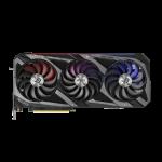 ASUS ROG-STRIX-RTX3060TI-O8G-V2-GAMING ROG Strix GeForce RTX 3060 Ti OC Edition LHR 8GB GDDR6 PCI Express 4.0 4864 CUDA Cores