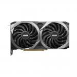 MSI G306TV2XC GeForce RTX 3060 Ti VENTUS 2X OC Graphics Card 8GB GDDR6 2x 8-pin Power Connectors PCI Express Gen 4