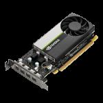 PNY VCNT600-SB Nvidia Quadro T600 Graphics Card4 GB GDDR6 Low Profile