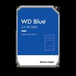 WD WD60EZAZ 6TB Blue SATA 6Gb/s 256MB Buffer 3.5in5400rpm Hard Drive