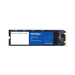 Western Digital WDS200T2B0B Blue 2TB Internal SSD Solid State Drive - SATA 6Gb/s M.2 - SATA - 545 MB/s Maximum Read Transf