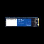 Western Digital WDS500G2B0B Blue 3D NAND 500GB SSD M.2 2280 SATA3 560 MB/s Maximum Read Transfer Rate