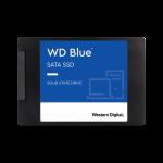 Western Digital WDS500G2B0A Blue 500GB Internal SSD Solid State Drive - SATA 6Gb/s 2.5 Inch - SATA - 545 MB/s Maximum Read Transf