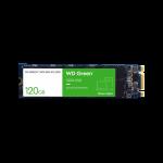 Western Digital Green WDS120G2G0B 120GB SSD M.2 2280 SATAIII 545 MB/s Maximum Read Transfer Rate