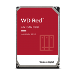 WD WD40EFAX 4TB SATA 6Gb/s 3.5in Red NAS Hard Drive 5400rpm 256MB Cache 180MB/s Transfer Rate