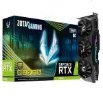 Zotac ZT-A30800D-10P GeForce RTX 3080 Trinity 10GB GDDR6X 320-bit 19 Gbps PCIE 4.0 Gaming Graphics Card IceStorm 2.0 Advanced Coo