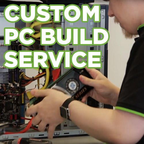 Custom PC Build Service