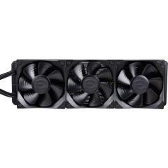 EVGA 400-HY-CL36-V1 CLC 360mm All-In-One RGB LEDCPU Liquid Cooler 3x FX12 120mm Fans Intel AMD Black