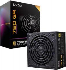 EVGA 220-GA-0750-X1 SuperNOVA 750 GA 80 Plus Gold 750W Compact 150mm Fully Modular Power Supply