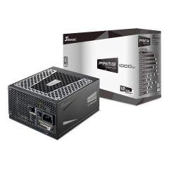 Seasonic SSR-1000TR PRIME 1000W 80+ Titanium ATX12V EPS12V Full Modular 135mm FDB Fan Power On Self Tester 12 Year Warranty Power