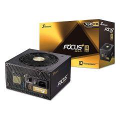Seasonic SSR-750FX FOCUS Plus 750W 12V 80Plus Gold Certified Power Supply