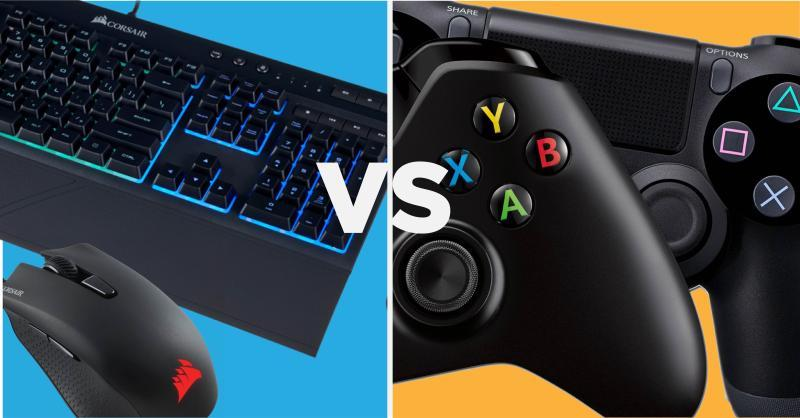 Trying to choose between gaming on PC or console?