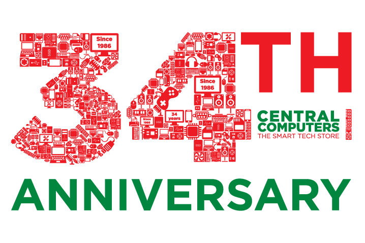 34th Anniversary of Central Computers