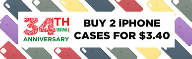 Buy two iPhone cases for $3.40
