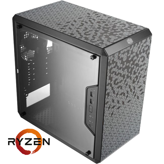 Standard AMD Pre-Built image