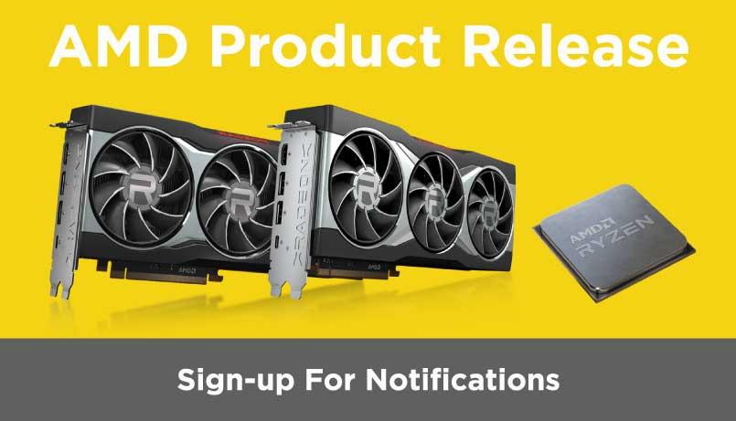 AMD CPU and GPU product release