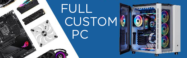 Fully Customize your Intel PC