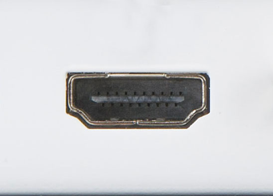 Image of HDMI port
