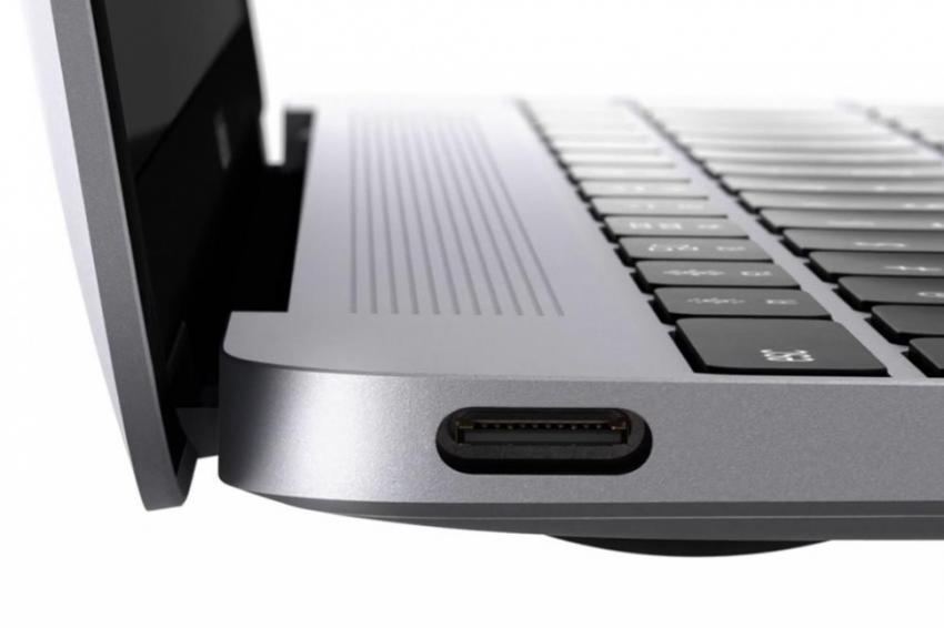 USB-C port image