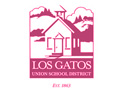 Los Gatos Unified School District logo