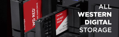 Banner image for all Western Digital Storage