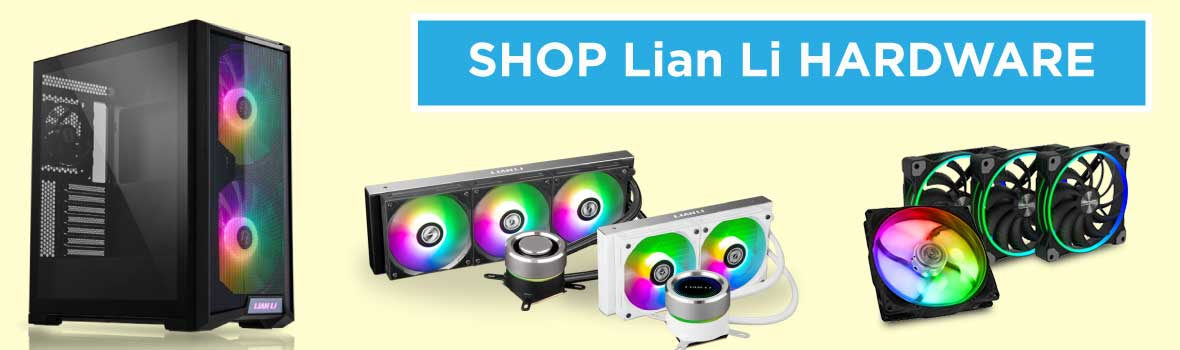 Get a Lian Li O11D mini and other mITX products.