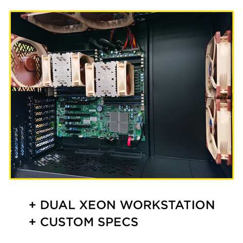Central Computers will build your PC for you!