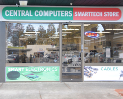 Central Computers Sunnyvale Store Grand Opening Photo