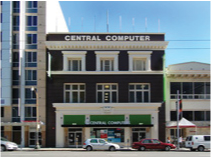San Francisco Storefront